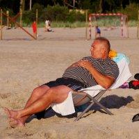 Я лежу на пляжу :: Клара Кузнецова