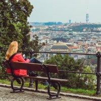 Анюта и Прага :: Ксения Базарова