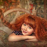 Обычная жизнь Необычной принцессы. :: Наташа Родионова