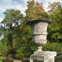Осень в старом парке. :: ТАТЬЯНА (tatik)
