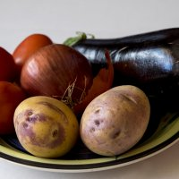 Натюрморт овощи :: Александр Деревяшкин