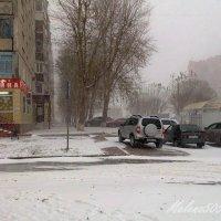 Зима в октябре... :: Елена (Melena505) Моисеева