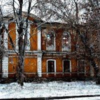Живописная архитектура Мурома :: Семен Кактус