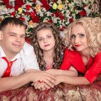 семейная фотосессия. :: Mari - Nika Golubeva -Fotografo