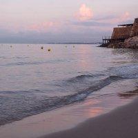 """""""Голубые волны катит море И красив так розовый рассвет..."""" :: Надежда"""