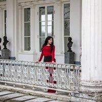 На балконе дворца. :: Александр Лейкум