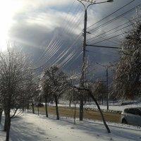 Зима...холода :: Наталья Дмитриева