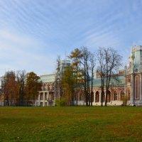 Большой дворец в Царицыно. :: Ольга