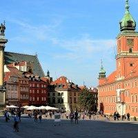 прогулки по Варшаве :: Арина Минеева