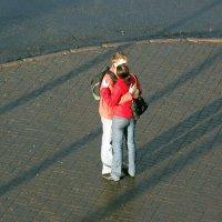 ...После дождя влюблённые встречаются... :: muh5257