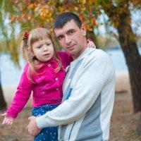 Папина доця :: Кристина Волкова(Загальцева)