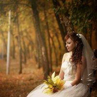 Осенняя невеста :: Татьяна Курамшина