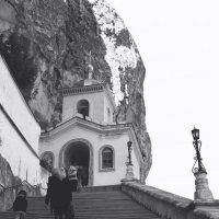 Свято-Успенский монастырь в Бахчисарае :: Алла Морозова
