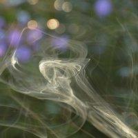 Дым... :: mv12345 элиан