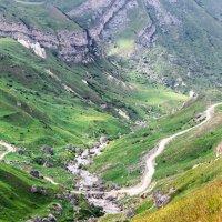 Горная долина :: Victor Levitan