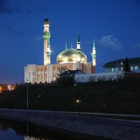Мечеть :: Валерий Князькин