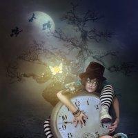 Время шабаша,а я не готова :: Ирина Полунина