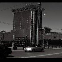 Sheraton Hotel в Ростове :: Николай Семёнов
