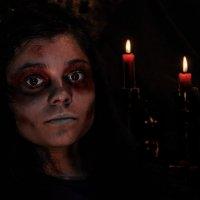 """К Halloween готовы - """"Ведьма"""" :: Владимир Голиков"""