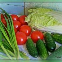 Все для салатика :: Наталия Короткова