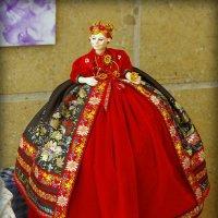 Кукла ручной работы :: Светлана marokkanka