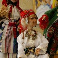 Кукла ручной работы. :: Светлана marokkanka