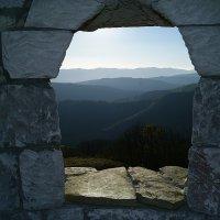 а из нашего окна.......... :: Константин Бабкин