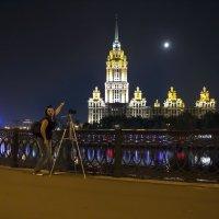 Ночные съёмки. Полнолуние ! :: Viacheslav Birukov