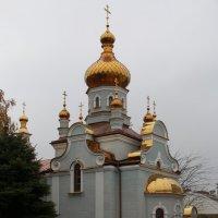 Храм Рождества Пресвятой Богородицы :: валерий
