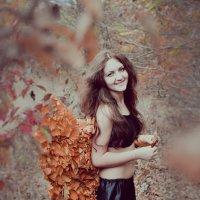 Осенний-Ангел :: татьяна вашурина