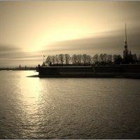 Закат.. ещё по старому времени...) :: tipchik