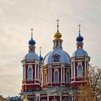 Храм Священномученика Климента, Папы Римского :: Сергей Басов