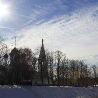 Никольская церковь :: OlegVS S