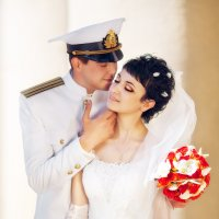 Моряк и морячка :: Евгений Ланин