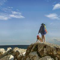 На мир посмотрим с высоты! :: Ирина Данилова