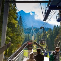 Дорога на Zugspitze :: Михаил Бояркин