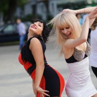 танец :: Дмитрий Часовитин