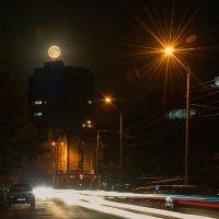 Луна :: Андрей Бурлака