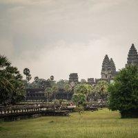Ангкор-Ват :: Ivan Savchenko