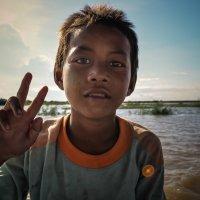 Юный кхмер :: Ivan Savchenko
