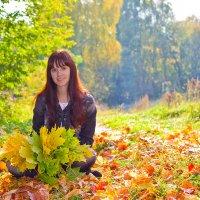 Осенний портрет :: Валерий Бочкарев