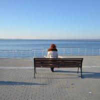 Минское море. 26 октября 2014 :: Денис Бурейко