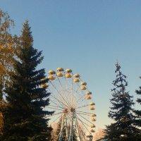 #Park-Yubileynogo# :: Аня Андрейчук