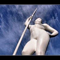 Парковая скульптура.. :: tipchik