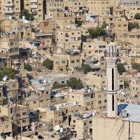 Восточные кварталы Аммана, Иордания. :: Lmark