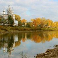 Золотая осень :: Татьяна Новоселова