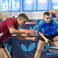 Турнир по настольному теннису-1 :: Алёна Михеева