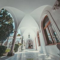 Красоты Ливадийского дворца :: Ivan teamen