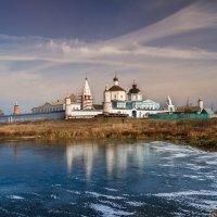 Бобрынев монастырь :: Екатерина Рябцева