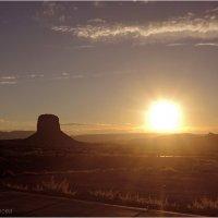Закат на земле навахо :: NaNaz